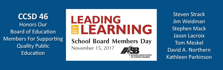School Board Member Day 2017
