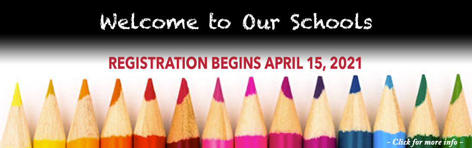 2021-2022 School Registration