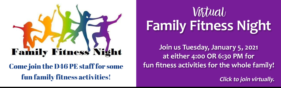 D46 Family Fitness Night
