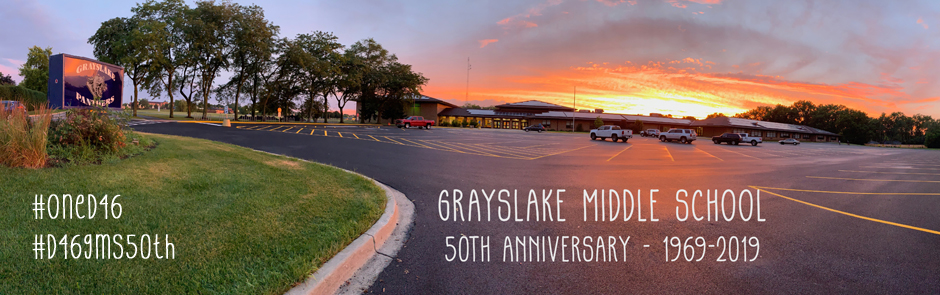 Grayslake Middle School 50th Anniversary