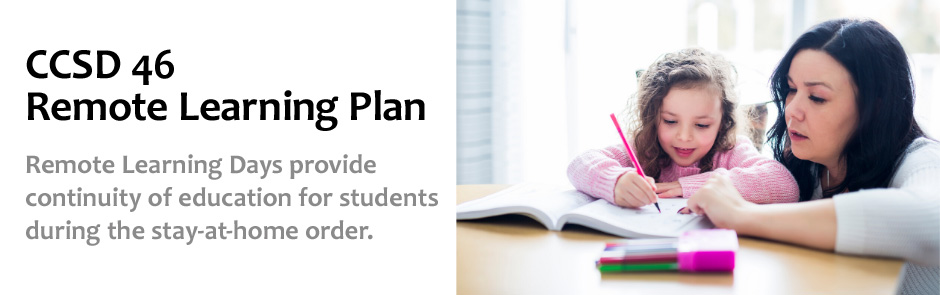 D46 Remote Learning Plan