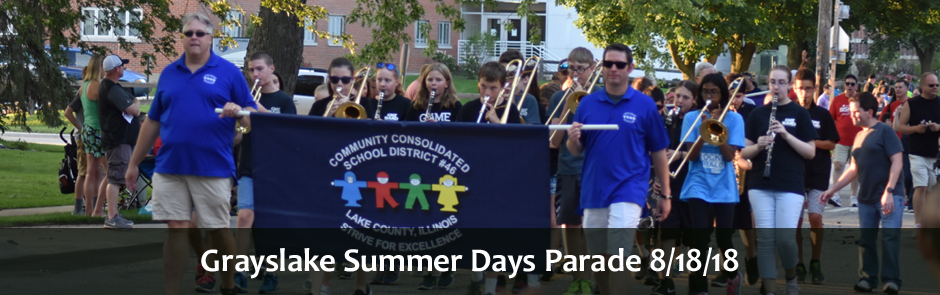 Grayslake Summer Days Parade