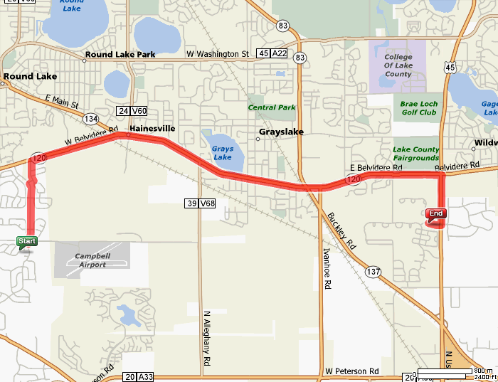 CCSD 46 - Event Map