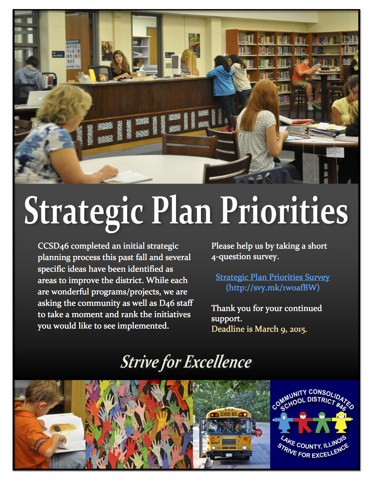 Strategic Planning Priorities Survey